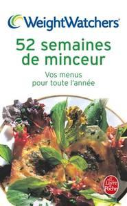 52 SEMAINES DE MINCEUR