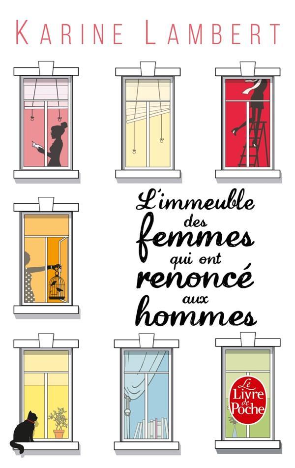 L'IMMEUBLE DES FEMMES QUI ONT RENONCE AUX HOMMES