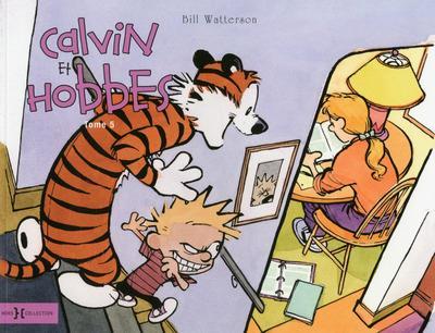 CALVIN & HOBBES ORIGINAL - TOME 5