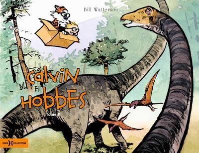CALVIN & HOBBES ORIGINAL - TOME 8