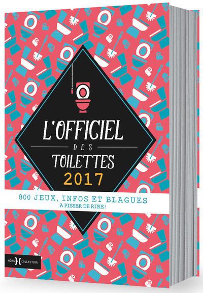 L'OFFICIEL DES TOILETTES 2017