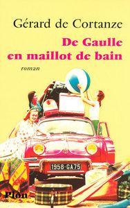DE GAULLE EN MAILLOT DE BAIN