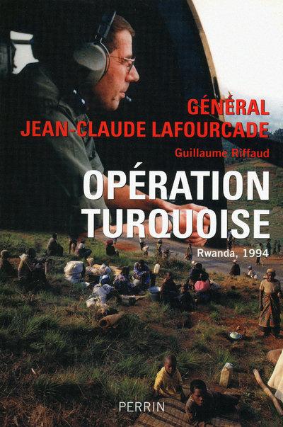 OPERATION TURQUOISE RWANDA, 1994