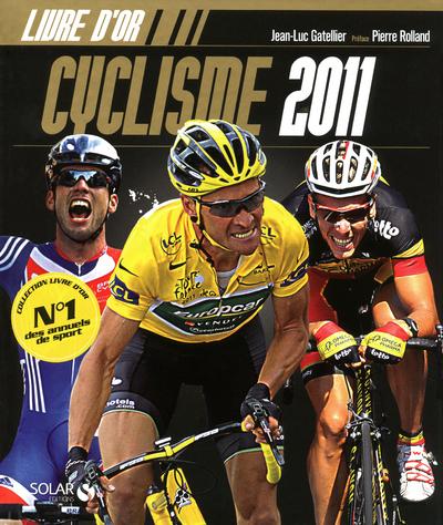 2011 LIVRE D OR DU CYCLISME