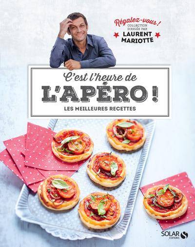 C'EST L'HEURE DE L'APERO - REGALEZ-VOUS - LAURENT MARIOTTE