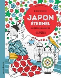 JAPON ETERNEL - 100 DESSINS A COLORIER - AUX SOURCES DU BIEN-ETRE