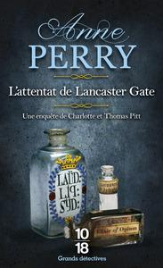 L'ATTENTAT DE LANCASTER GATE -POCHE-