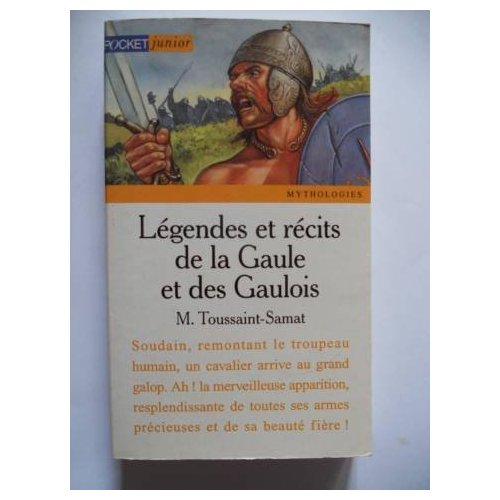 J156 LEGENDES ET RECITS DE LA GAULLE