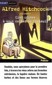 CINQ CRIMES A VOUS COLLER AU FAUTEUIL