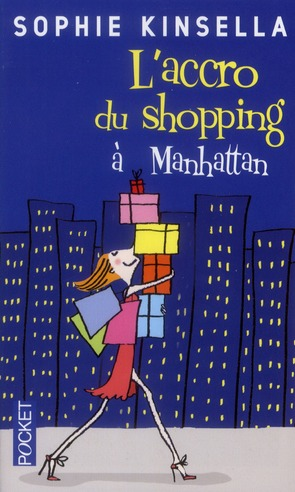 L'ACCRO DU SHOPPING A MANHATTAN