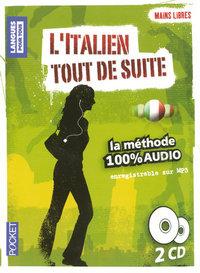 COFFRET L'ITALIEN TOUT DE SUITE TOUT AUDIO (2CD)