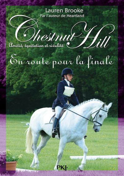 CHESTNUT HILL N14 EN ROUTE POUR LA FINALE