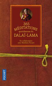 365 MEDITATIONS QUOTIDIENNES DU DALAI-LAMA