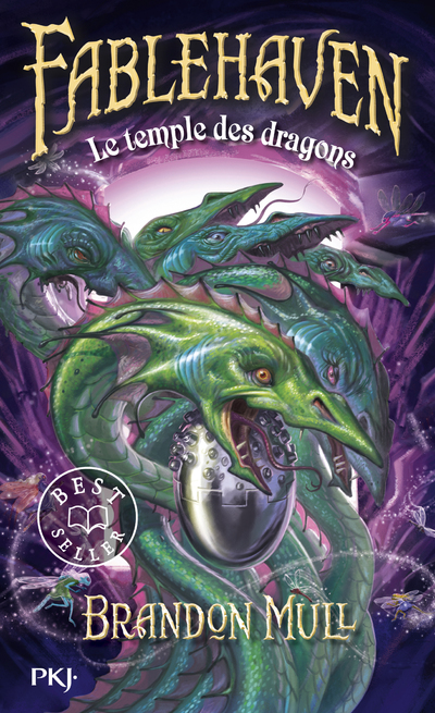 FABLEHAVEN T04 LE TEMPLE DES DRAGONS