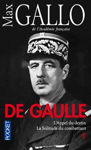 DE GAULLE - TOME 1 ET TOME 2