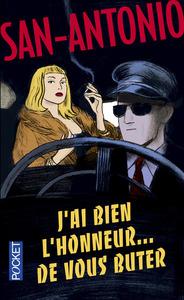 J'AI BIEN L'HONNEUR... DE VOUS BUTER