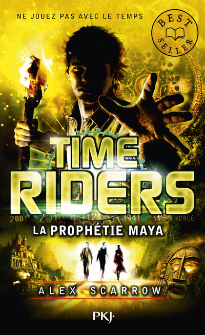 J2958 T8 TIME RIDERS