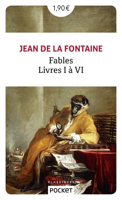 FABLES LIVRES I A VI
