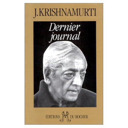 DERNIER JOURNAL