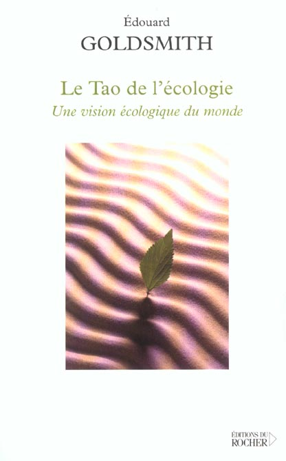 LE TAO DE L'ECOLOGIE