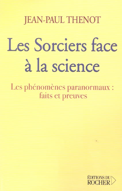 SORCIERS FACE A LA SCIENC
