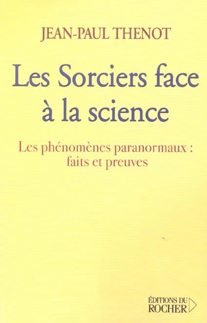 SORCIERS FACE A LA SCIENC
