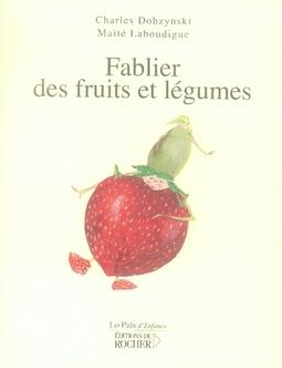 FABLIER DES FRUITS ET LEGUMES