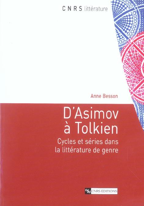 D'ASIMOV A TOLKIEN