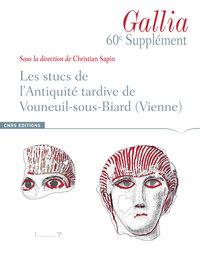 SUPPLEMENT A GALLIA 60 : LES STUCS DE L'ANTIQUITE