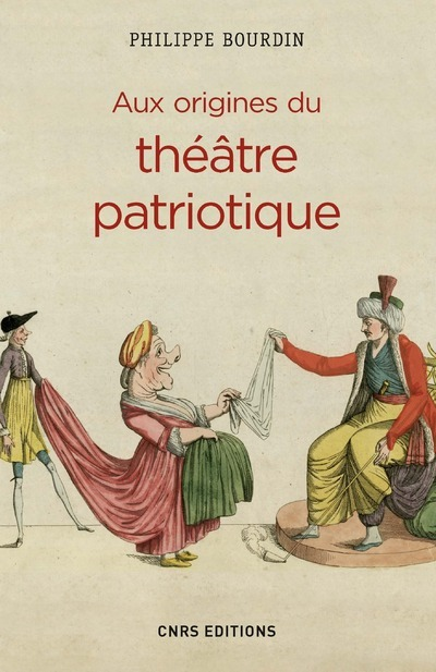AUX ORIGINES DU THEATRE PATRIOTIQUE