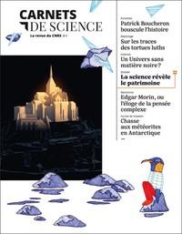 CARNETS DE SCIENCE - TOME 4 LA REVUE DU CNRS