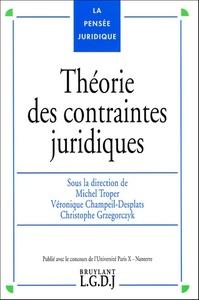 THEORIE DES CONTRAINTES JURIDIQUES