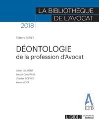 DEONTOLOGIE DE LA PROFESSION D AVOCAT