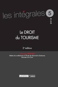 LE DROIT DU TOURISME - 2EME EDITION