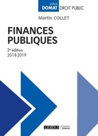 FINANCES PUBLIQUES - 3EME EDITION
