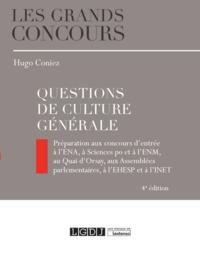 QUESTIONS DE CULTURE GENERALE - 4EME EDITION