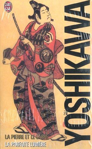 COFFRET YOSHIKAWA 2 VOLS JUIN 2001 : LA PIERRE ET LE SABRE, LA PARFAITE LUMIERE