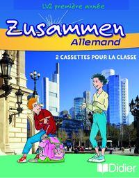 ZUSAMMEN  LV2 1RE ANNEE - CD CLASSE