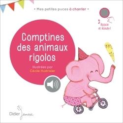 COMPTINES DES ANIMAUX RIGOLOS