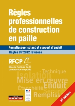 REGLES PROFESSIONNELLES DE CONSTRUCTION EN PAILLE
