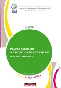 POMPES A CHALEUR A ABSORPTION AU GAZ NATUREL - NEUF ET RENOVATION