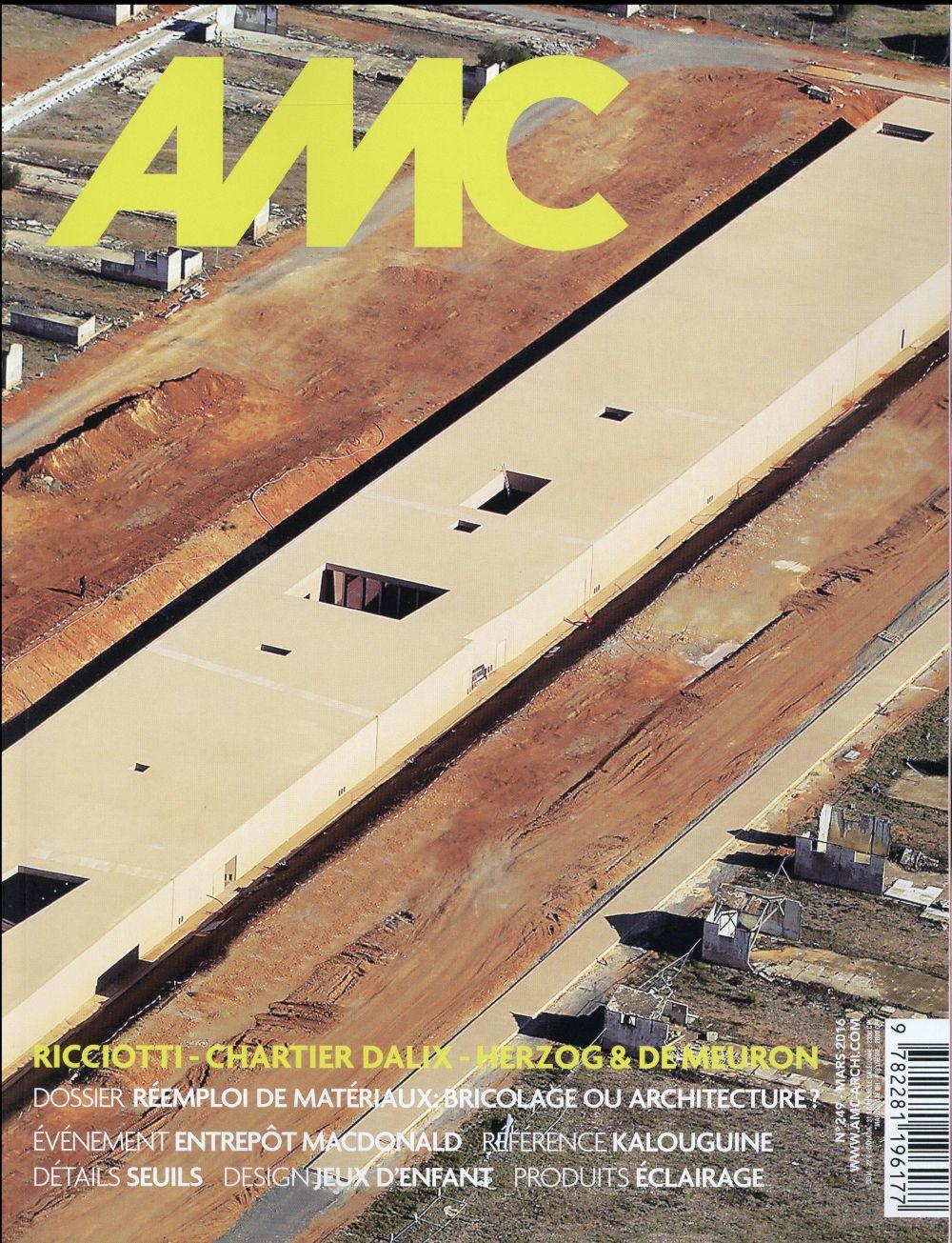 AMC N  249 MARS 2016