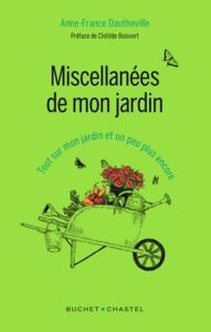 MISCELLANEES DE MON JARDIN