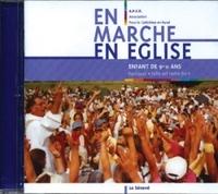 EN MARCHE EN EGLISE - CD