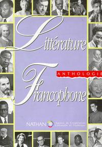 LITT FRANCOPHONE ANTHOLOGIE