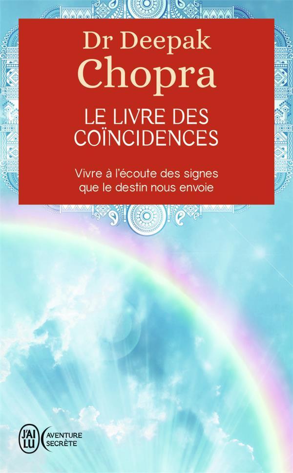 LE LIVRE DES COINCIDENCES - AVENTURE SECRETE - T8808