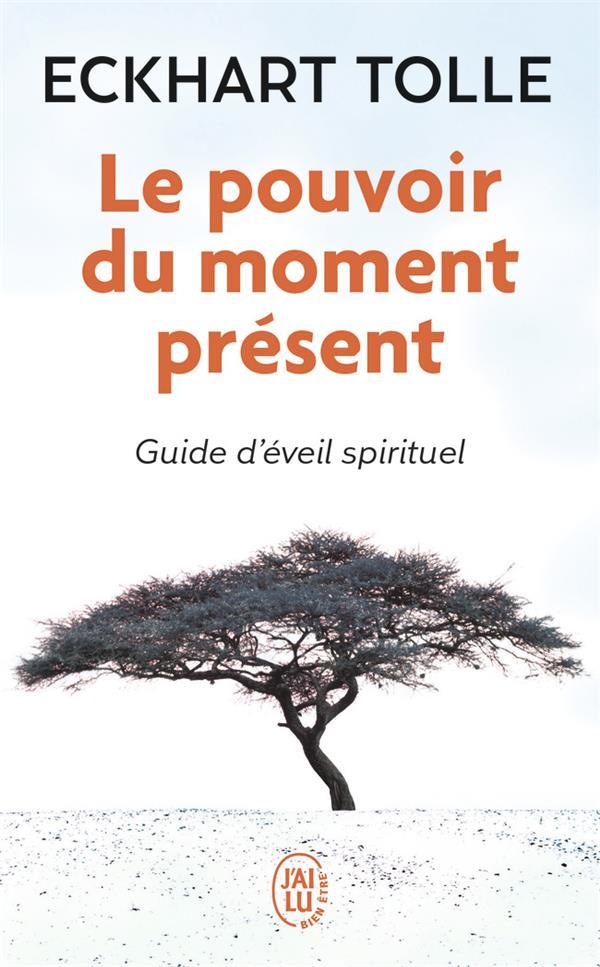 LE POUVOIR DU MOMENT PRESENT - BIEN-ETRE - T9340 - GUIDE D'EVEIL SPIRITUEL