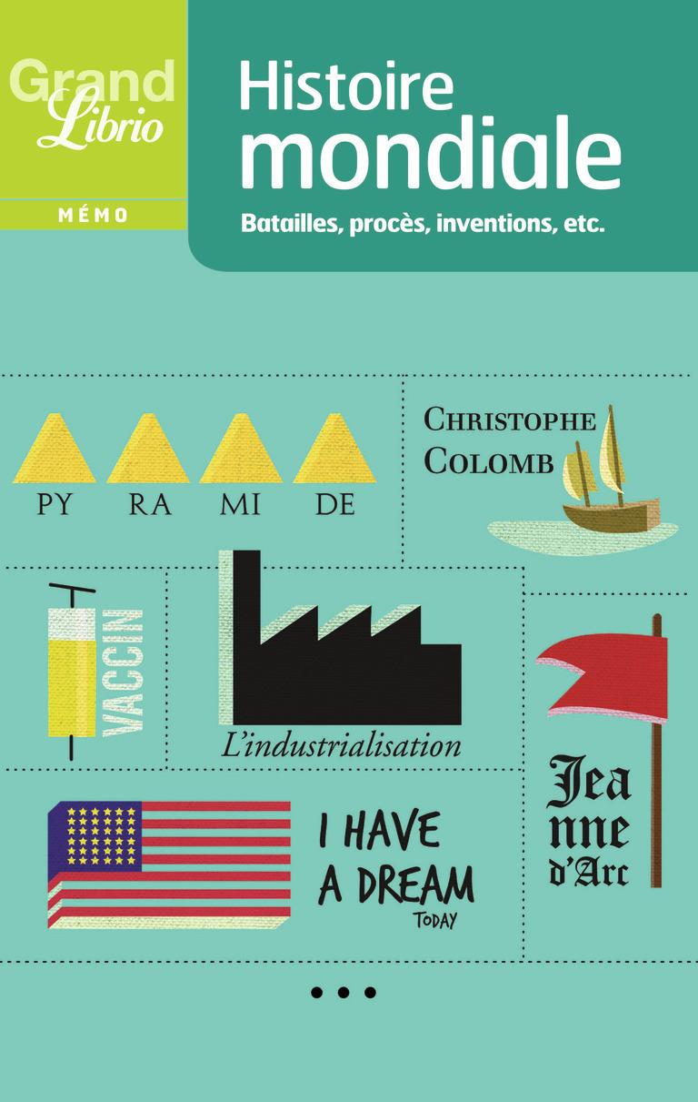 HISTOIRE MONDIALE - BATAILLES, PROCES, INVENTIONS, ETC.
