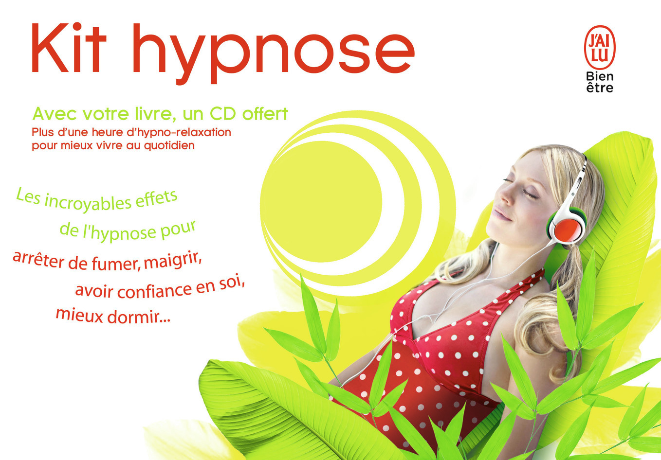 KIT HYPNOSE + CD
