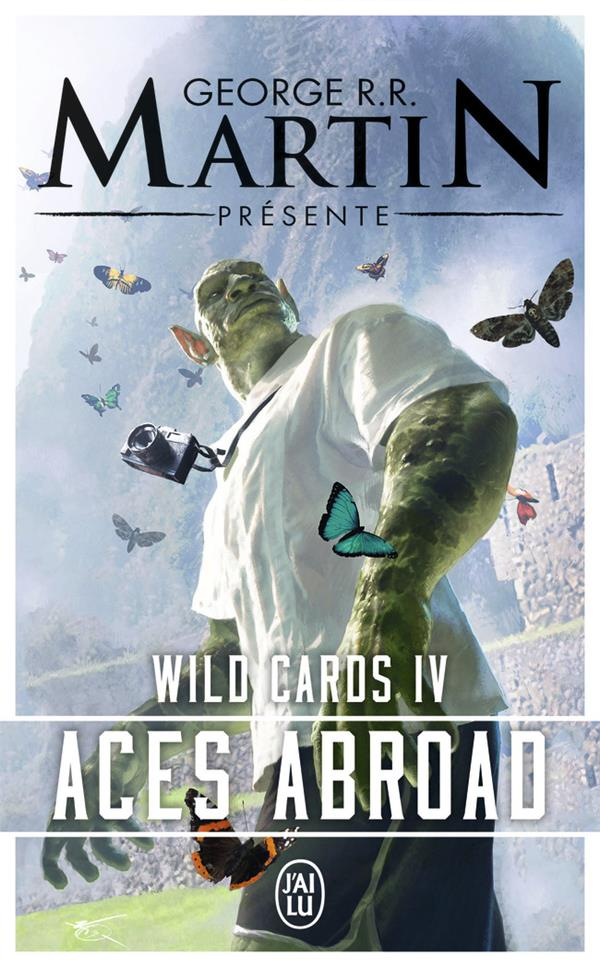 WILD CARDS - 4 - ACES ABROAD